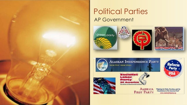 AP Government Political Parties