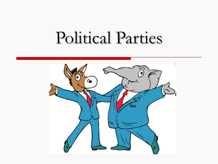 Introduction to Political Parties in the U.S.