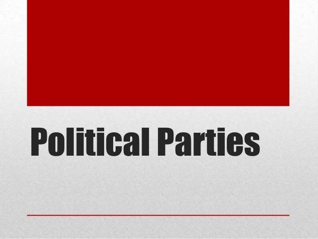 Political parties )sam