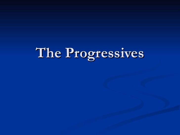 Political Reform in the Progressive Era
