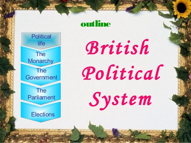 a glance at the political system of britain The supreme court is the highest court within the political system of great britain the british parliamentary system is bicameral meaning, there two chambers present, that being the lower house or the house of commons and the upper house which is the house of lords.