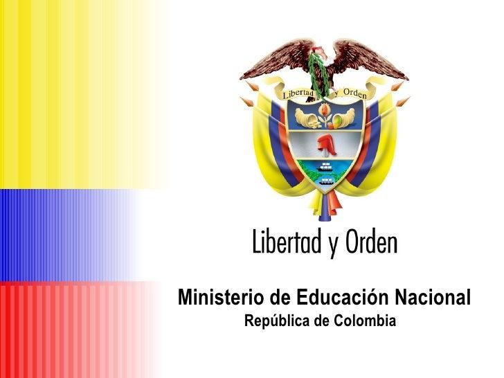Politicas de calidad en educacion