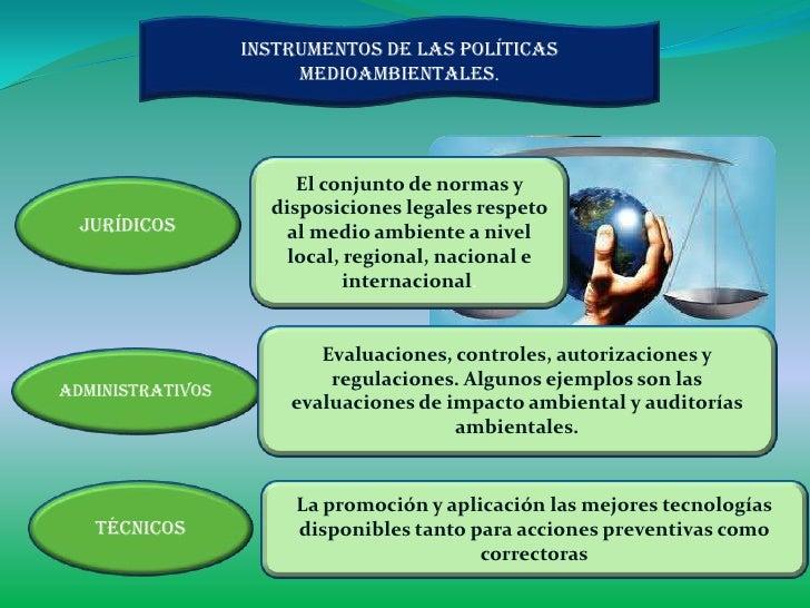 Etica ambiental y políticas internacionales
