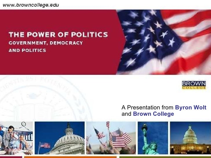 Political Power - Empowering Student Citizenship