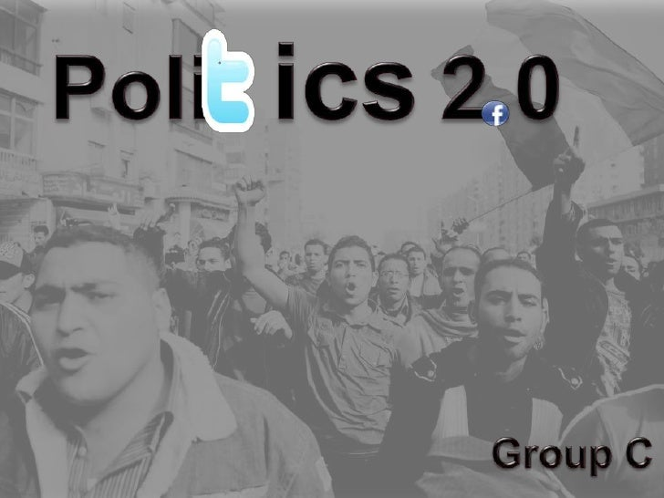 Politics 2.0 MIM Group C