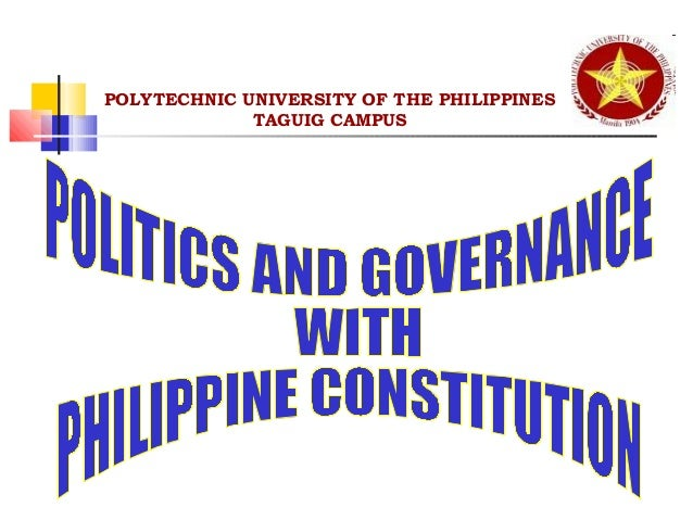 POLYTECHNIC UNIVERSITY OF THE PHILIPPINES TAGUIG CAMPUS