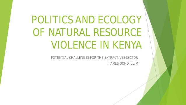 politics and violence in kenya Analysis - with just over a year to go before kenya holds its next general elections, the political climate in the country seems to be reaching a peak.