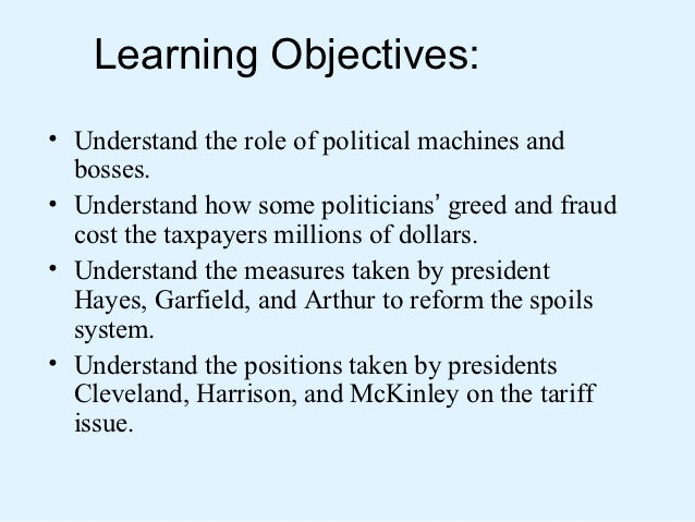 a discussion about politics in the gilded age In the late nineteenth century, a new american political party sprung up to defend the interests of farmers.