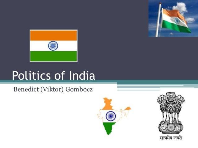 Politics of IndiaBenedict (Viktor) Gombocz