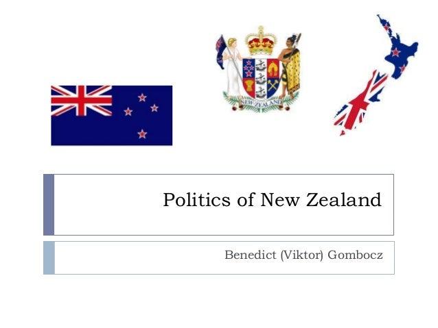 Politics of New Zealand