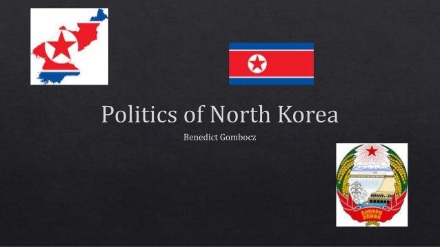 Politics of North Korea