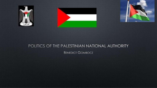 Politics of the Palestinian National Authority