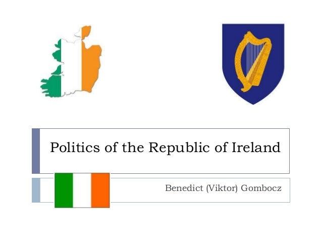 Politics of the Republic of IrelandBenedict (Viktor) Gombocz