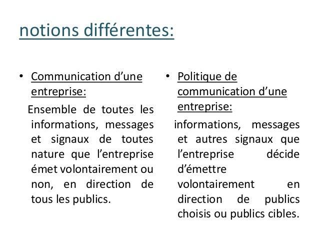 FatimezzahraTaki politique de communicationmarketing