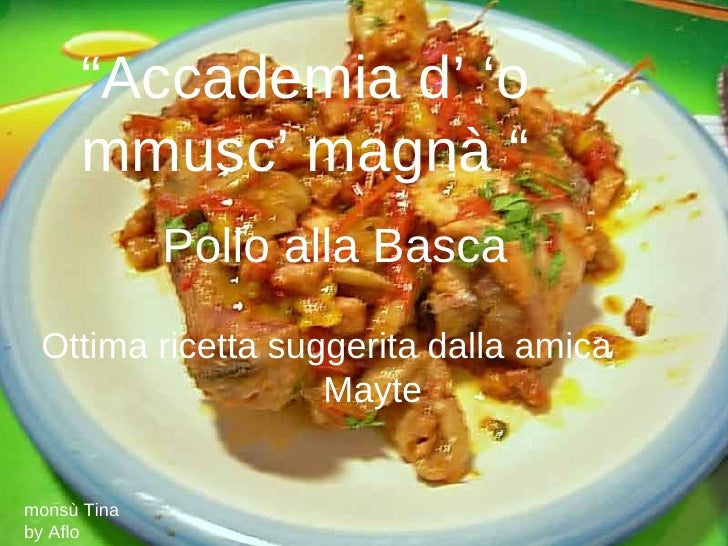 Pollo Alla Basca