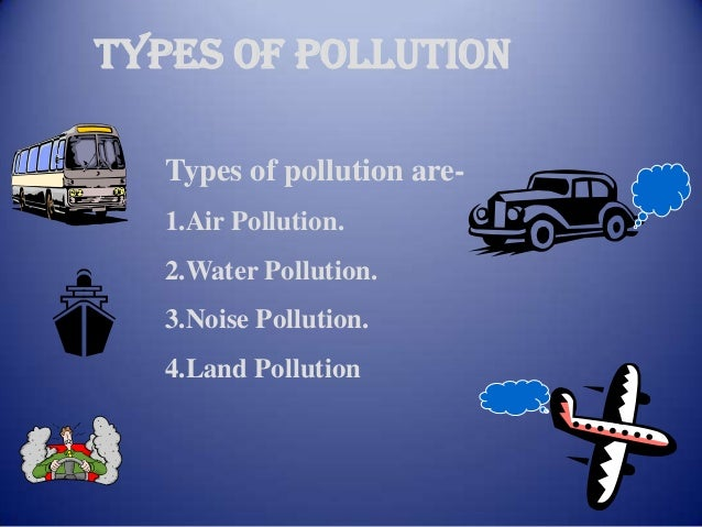 relevance of water pollution pdf
