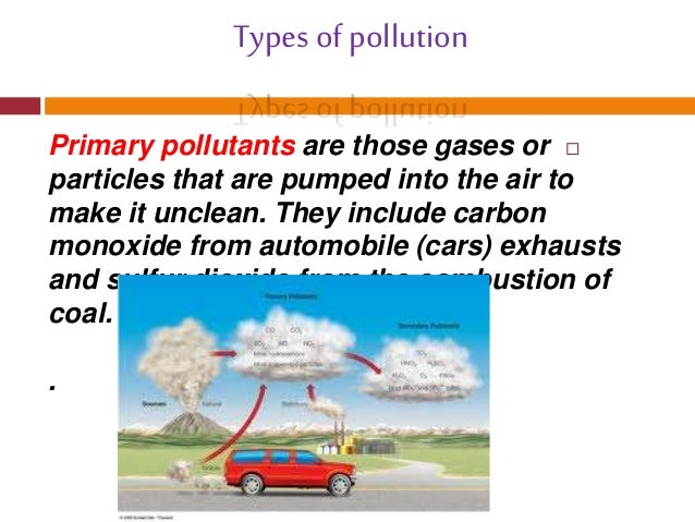 information report type of pollution 4 states confirm water pollution from major differences in how the states report such most common type of pollution involves.