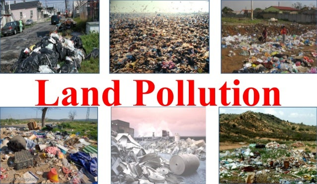causes and effects of land pollution Causes, effects and solutions for land pollution slideshare uses cookies to improve functionality and performance, and to provide you with relevant advertising if you continue browsing the site, you agree to the use of cookies on this website.