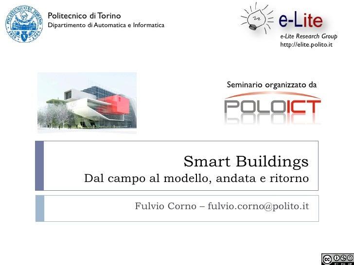 Politecnico di TorinoDipartimento di Automatica e Informatica                                                             ...
