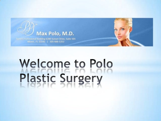 *   Max Polo, M.D. was born and raised in Tampa, Florida.*   Ivy League undergraduate education at the University of    Pe...