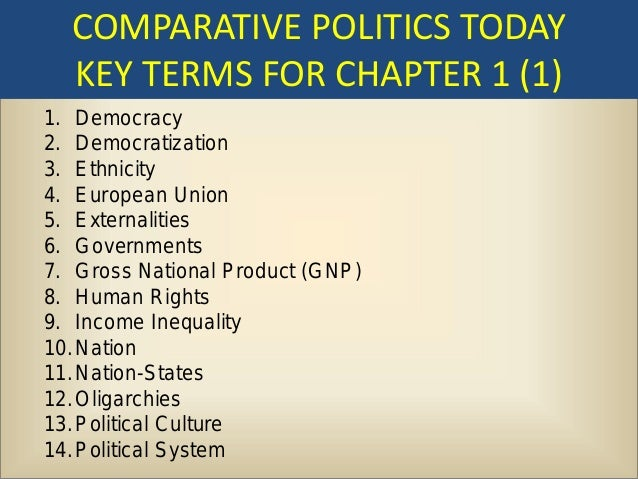 analysis of india in comparative politics Comparative politics of india and pakistan economy essay by pb4ugo2bad, university, bachelor's, a-, february 2004 download word file, 9 pages, 43 1 reviews.