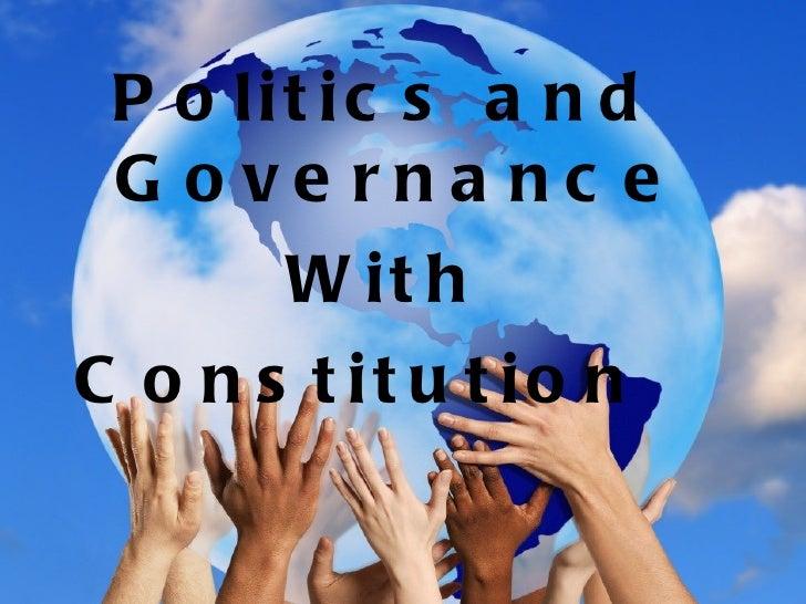 Polsci lecture #1