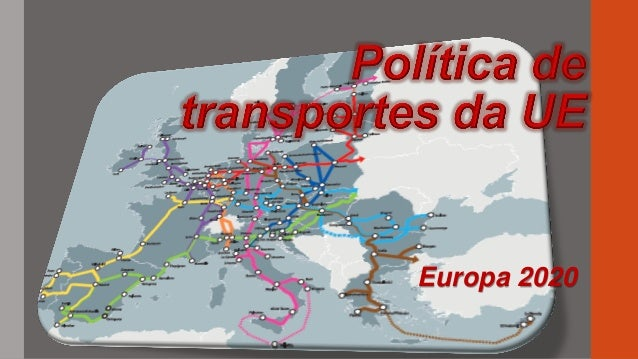 Política de transportes da União Europeia - 2014/2020