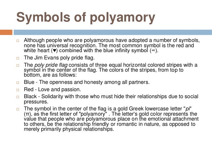 "poly dating meaning Dating experts explain polyamory and open relationships they are also not maintaining secret relationships while dating a person who believes he or she is your one and only (that's just cheating) ""your long-term partner can feel hurt if you're taking your relationship for granted,"" dr sheff said."