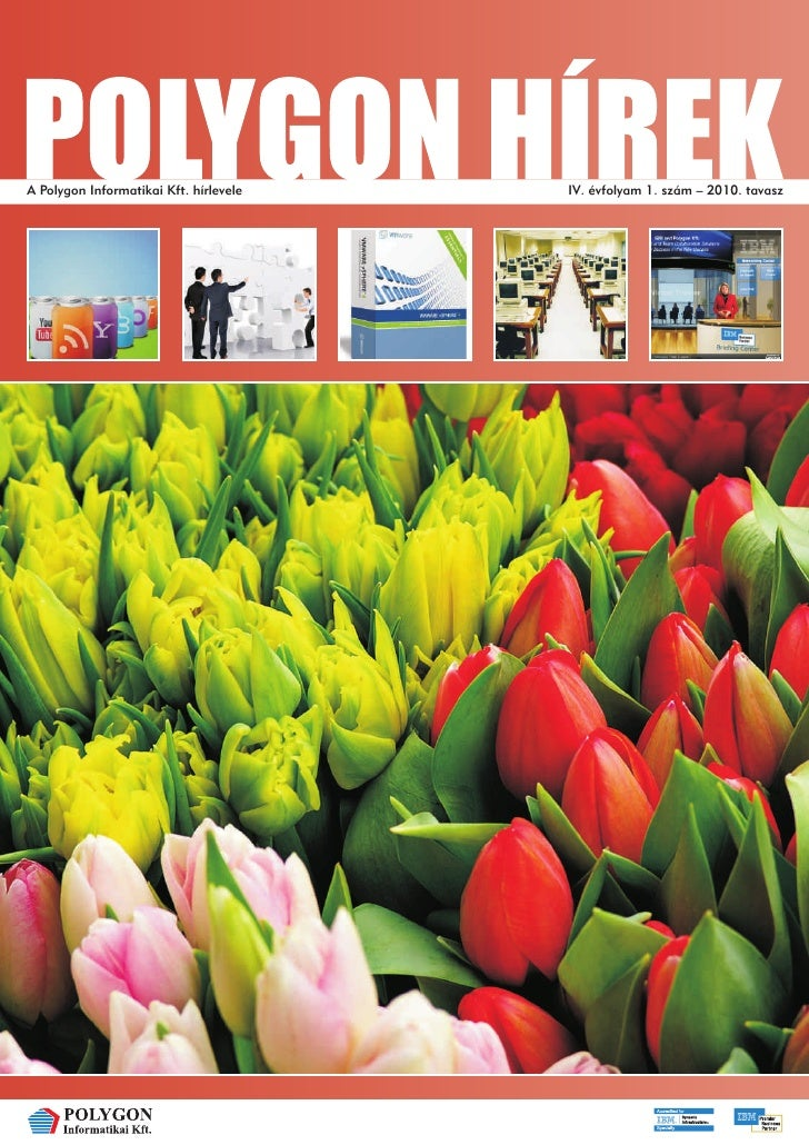 A Polygon Informatikai Kft. hírlevele   IV. évfolyam 1. szám – 2010. tavasz