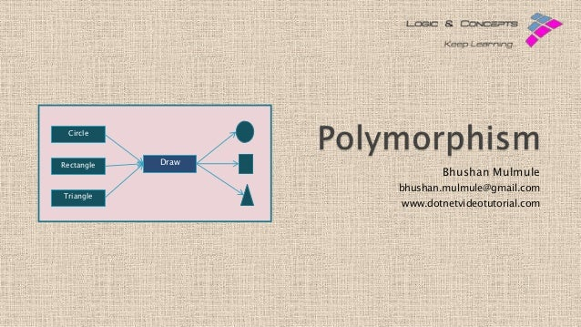 polymorphism in programming