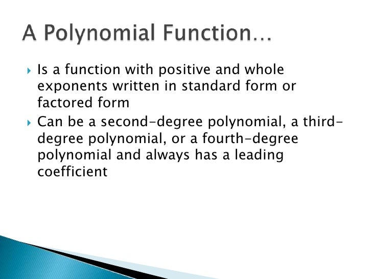 How To Write A Polynomial In Standard Form 1012 On Sat Essay