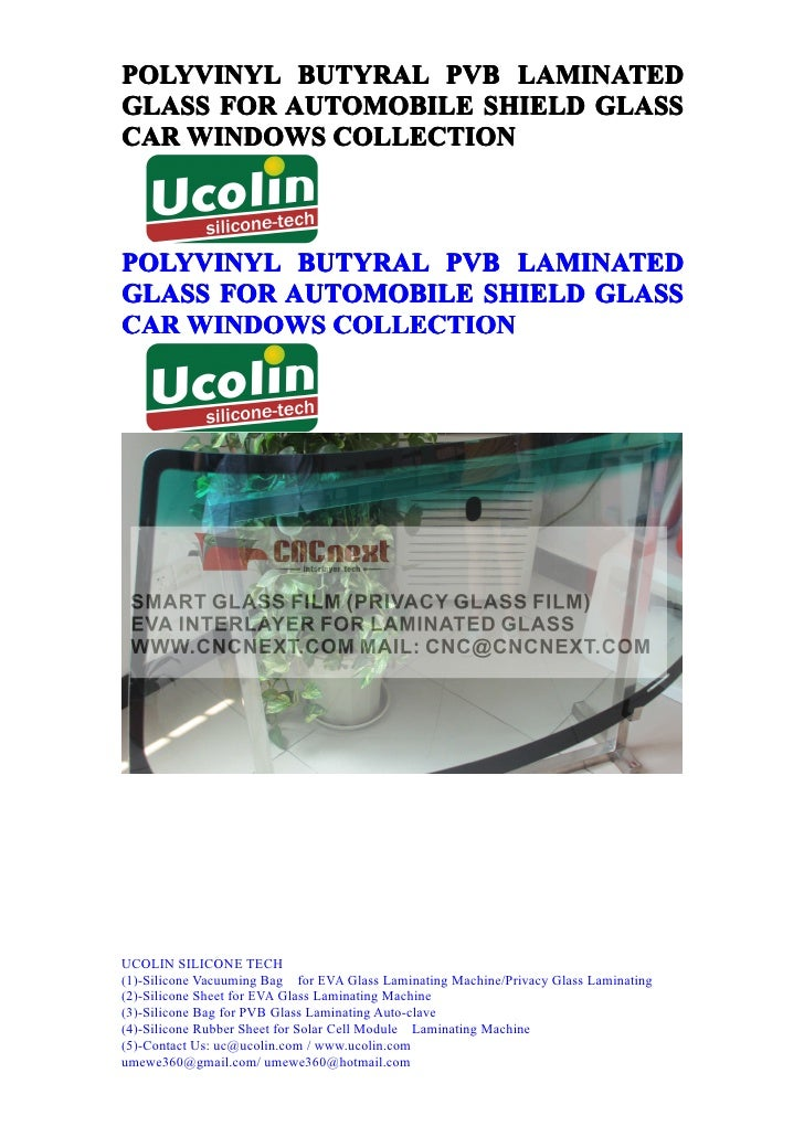 Polyvinyl butyral pvb laminated glass for automobile shield glass car windows collection