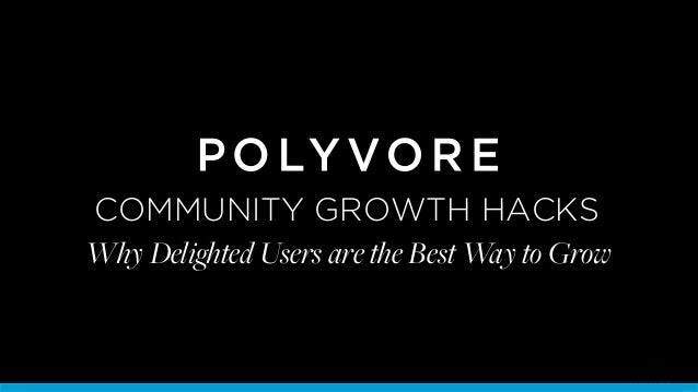 Why Delighted Users are the Best Way to Grow COMMUNITY GROWTH HACKS