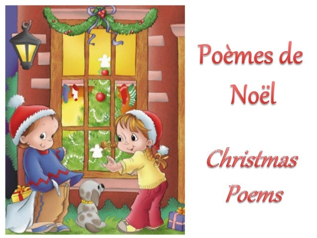 Poèmes de noël - Christmas poems