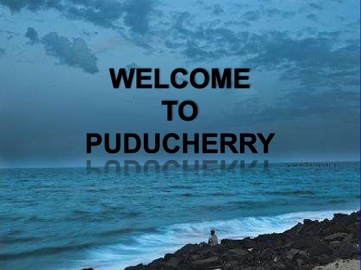 Puducherry… the mystical placethat attracts thousands of tourists every year from all  over the world was discovered by Ro...