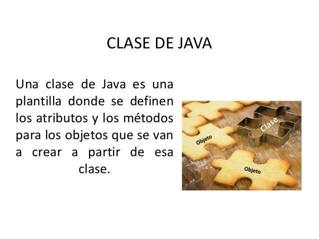 Una clase de Java es una plantilla donde se definen los atributos y los métodos para los objetos que se van a crear a part...