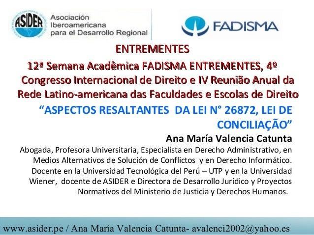 www.asider.pe / Ana María Valencia Catunta- avalenci2002@yahoo.eswww.asider.pe / Ana María Valencia Catunta- avalenci2002@...