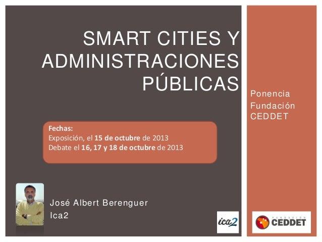 Ponencia ceddet smart cities y aapp
