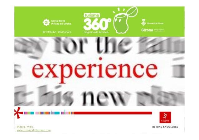 Ponencia Jornada Formación Girona Turisme 360º