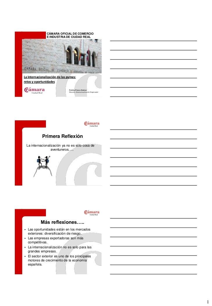 Ponencia internacionalización26.10.11