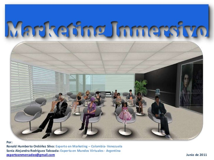 Marketing Inmersivo