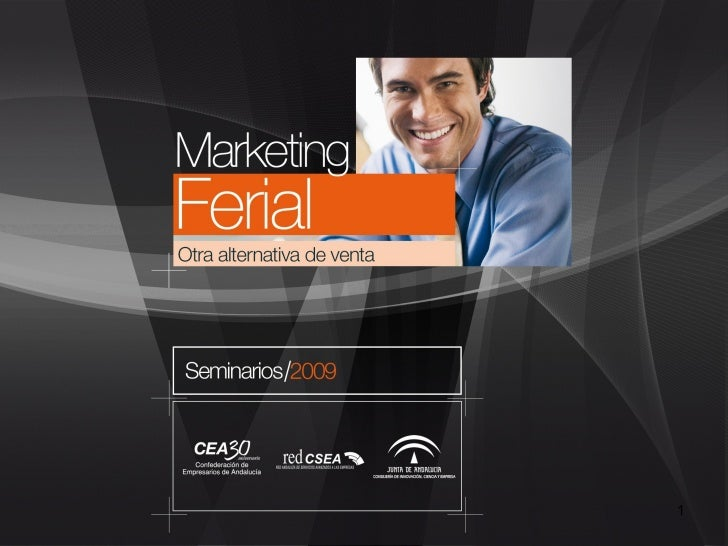Marketing Ferial: Otra alternativa de venta
