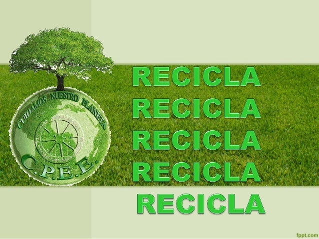 Ponencia recicla2