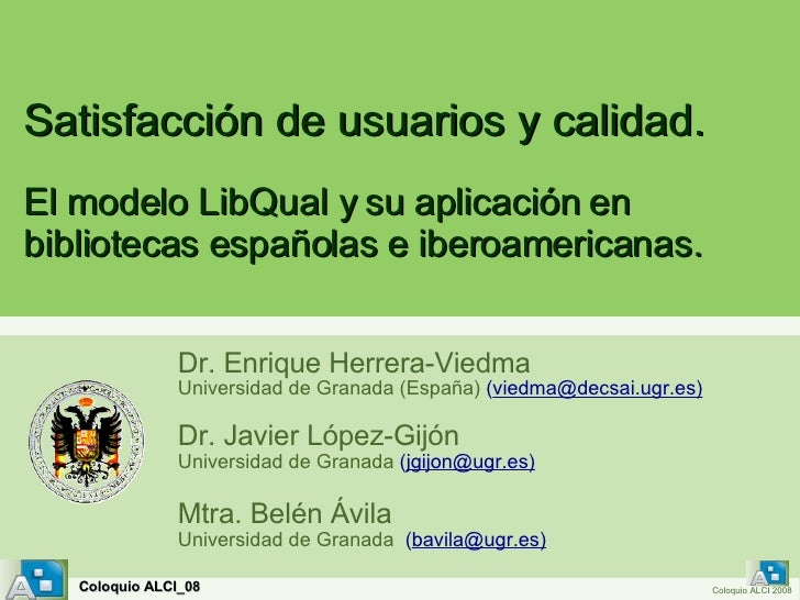 Satisfaccion_Universidades españolas e iberoamericanas