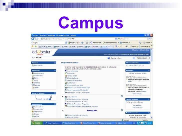 Ponencia Sobre Campus