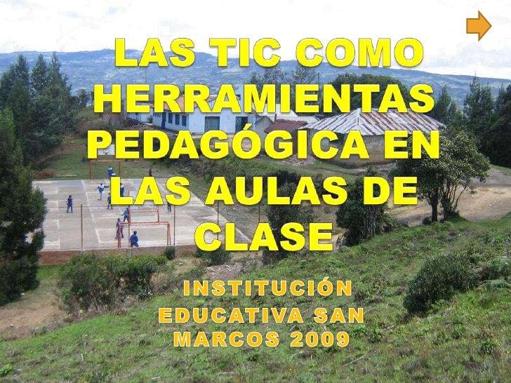 .         Se realizó una investigación entre los estudiantes     del colegio Rural san Marcos y sus sedes: Cerrajal,     S...