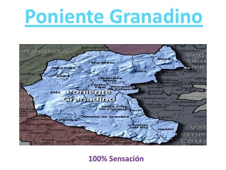 Poniente Granadino