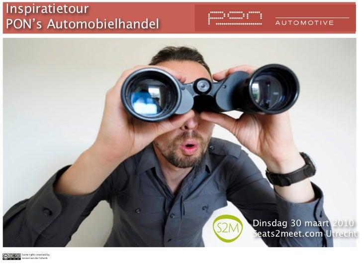PON Innovatietoer 2010 - Presentatie
