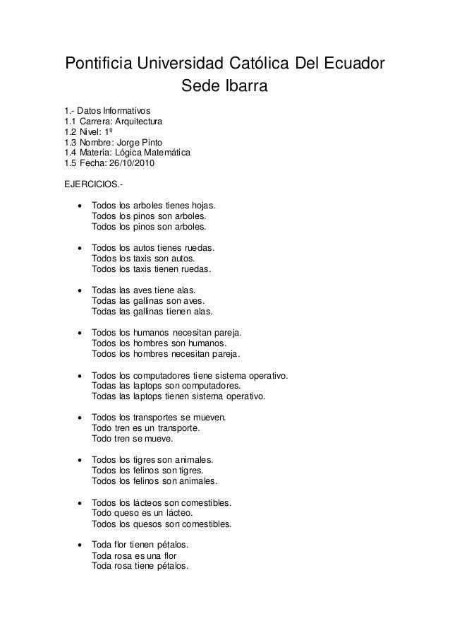 Pontificia Universidad Católica Del Ecuador Sede Ibarra 1.- Datos Informativos 1.1 Carrera: Arquitectura 1.2 Nivel: 1º 1.3...