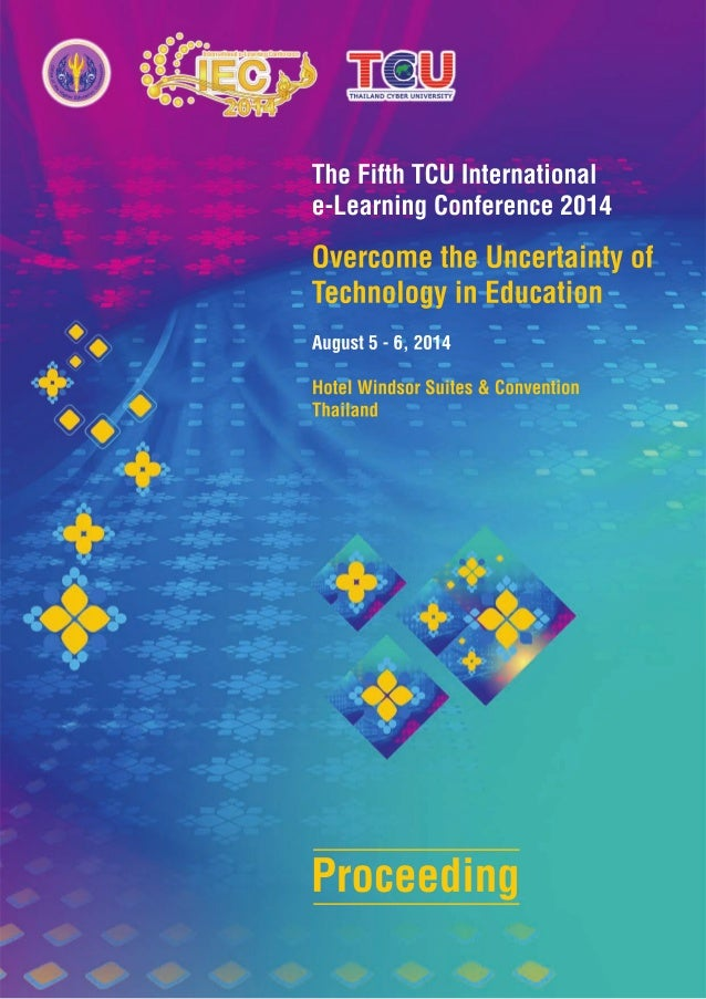 Trends and Directions of Technology in Elementary Schools  under the Bangkok Metropolitan Administration